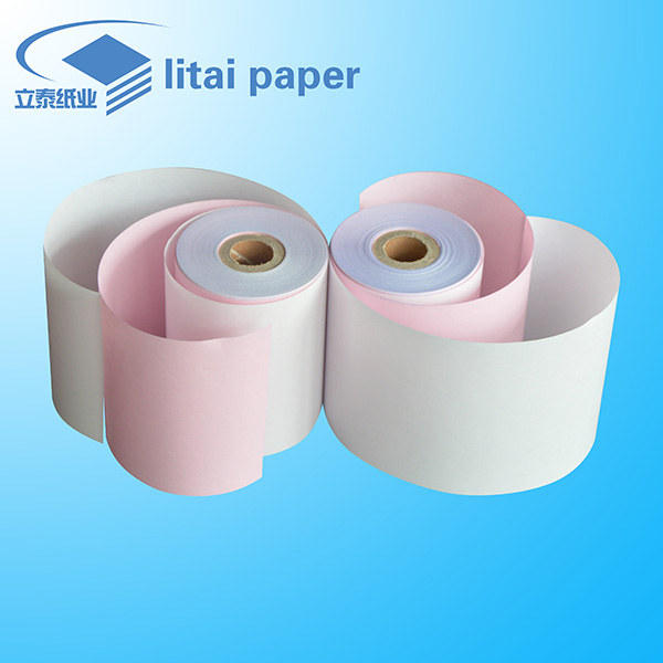2 Part Carbonless Paper unit