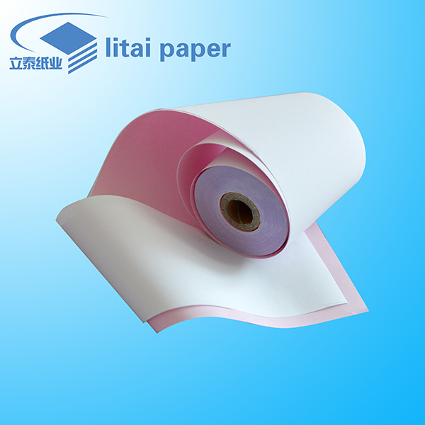 2 Part Carbonless Paper