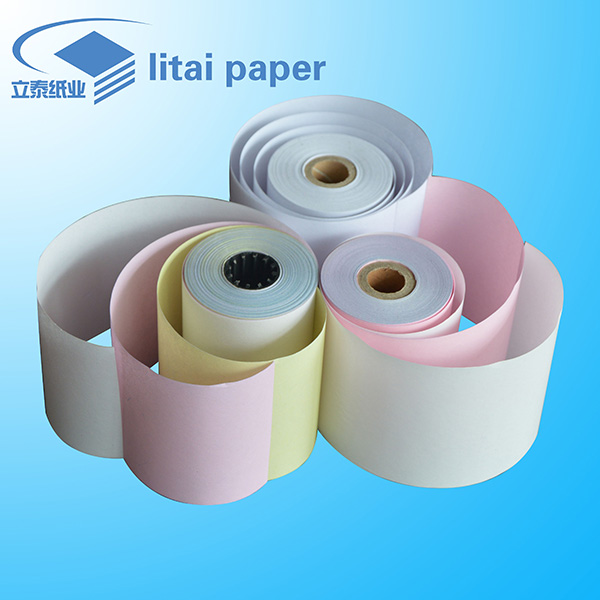 3 Part Carbonless Paper unit