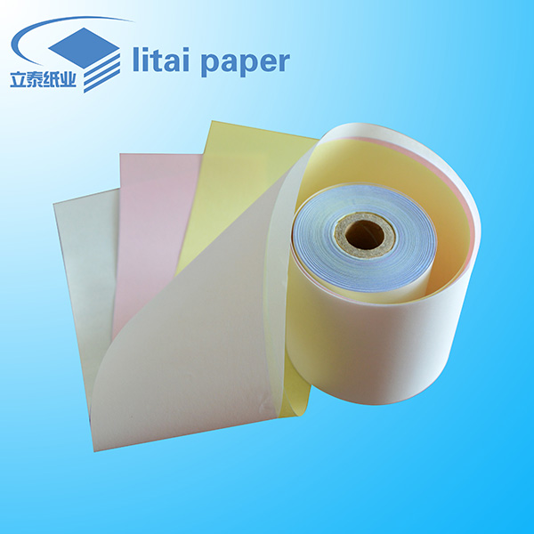 3 Part Carbonless Paper
